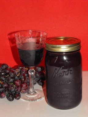 Canned Grape Juice Image